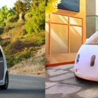 La voiture sans chauffeur Google Car pourra circuler sur les routes de Mountain View